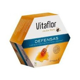 VITAFLOR DEFENSAS 20 VIALES