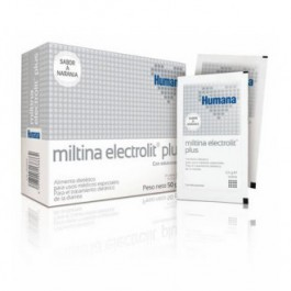 MILTINA ELECTROLIT PLUS 20 SOBRES 25 G