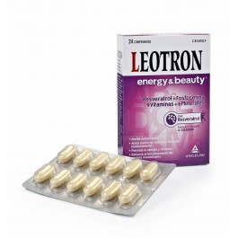 LEOTRON MUJER ENERGY BEAUTY 24 COMPRIMIDOS