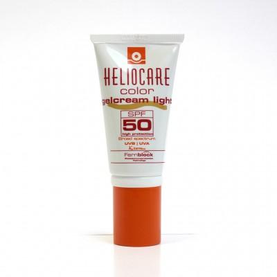 HELIOCARE COLOR GELCREAM LIGHT LIGHT 50 ML