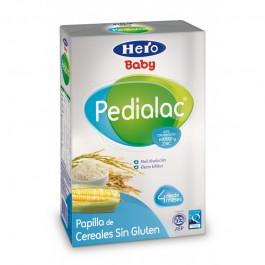 PEDIALAC PAPILLA CEREALES SIN GLUTEN HERO BABY 5