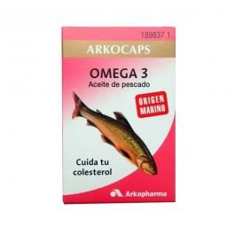 ARKOCAPSULAS OMEGA 3 SALMOM DE 100 CAPS