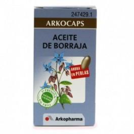 ARKOFLUIDO ACEITE DE BORRAJA 5O CAPS