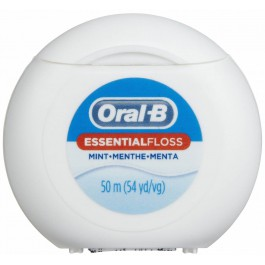 ORALB ESSENTIAL FLOSS FLUOR SEDA DENTAL CON CER