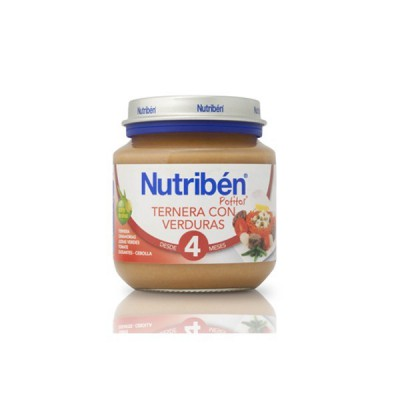NUTRIBEN BB TERNERA VERDURAS