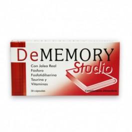 DE MEMORY STUDIO 30 CAPSULAS