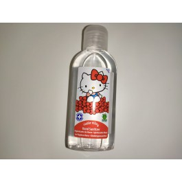 GEL DE MANOS HIDROALCOHOLIC0  KITTY