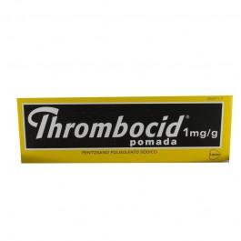 THROMBOCID 1 MGG POMADA 1 TUBO 60 G