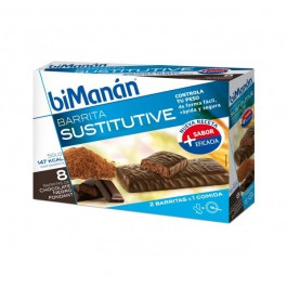 BIMANAN BARRITAS CHOCOLATE NEGRO FONDANT 40 G