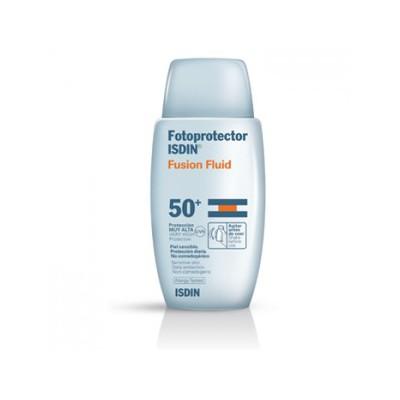 FOTOPROTECTOR ISDIN SPF50 FUSION FLUID 50 ML