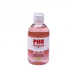 PHB GINGIVAL ENJUAGUE BUCAL ENCIAS DELICADAS 500